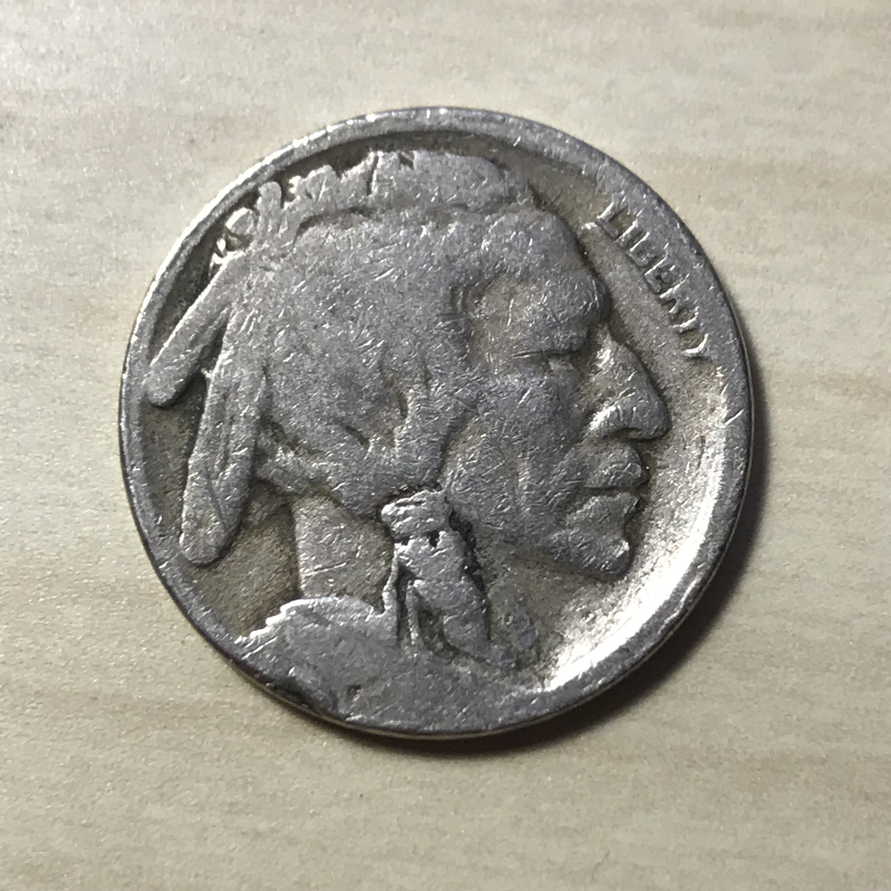 1936 buffalo nickel value